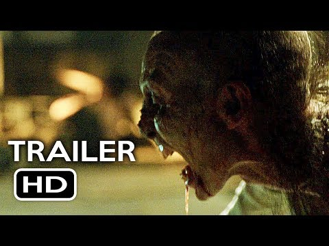 Feral Official Trailer #1 (2018) Renee Olstead, Scout Compton Horror Movie HD