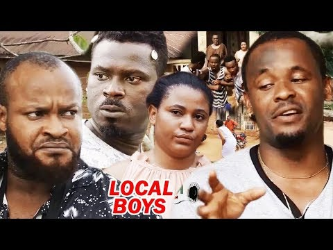 Local Boys 1&2 - Zubby Micheal 2018  Newest/Latest Nigerian Nollywood Movie/African Movie
