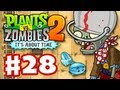 Plants vs. Zombies 2: It's About Time - Gameplay Walkthrough Part 28 - Wild West (iOS)