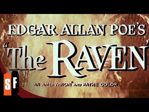 The Raven - Vincent Price (1963) - Official Trailer HD