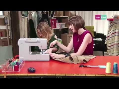 tutorial: come usare la macchina da cucire perfettamente
