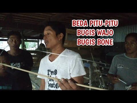 Beda Pitu-pitu Bugis Bone dan Pitu-pitu Bugis Wajo
