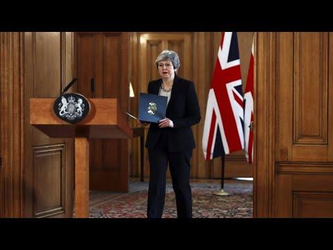 Großbritannien: May will EU um Verlängerung der Bre ...