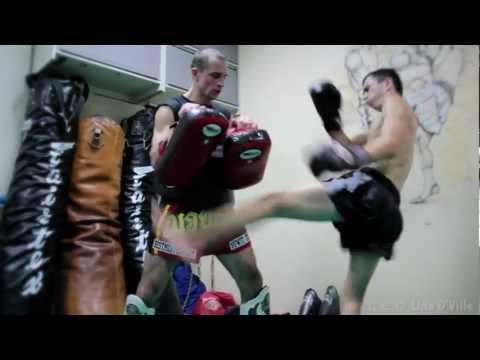 ТАМ, ГДЕ БОЛЬ /спорт, мотивация, тай-бокс/ Motivation, sport (видео)