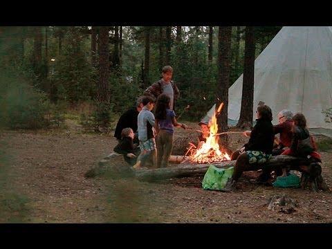 Nerför Klarälven på timmerflotte och på dressin till Hagfors  – Gone Camping i Värmland