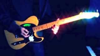 Blues Music - Old School Telecaster Blues - Honoring Mike Bloomfield - Blues Guitar Solo