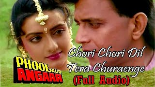 Video Chori Chori Dil Tera Churaenge | Full Audio | Kumar Sanu, Sujata Goswamy | Phool Aur Angaar | MP3, 3GP, MP4, WEBM, AVI, FLV September 2019
