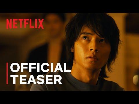 Alice in Borderland | Official Teaser | Netflix