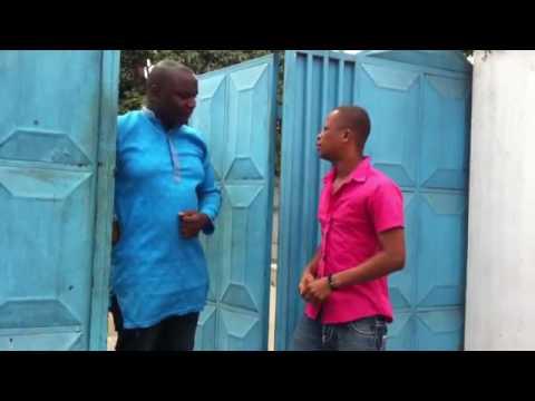 WAPWON COM The Caretaker   Very Funny Ghana Nigerian Short Comedy Video Clip