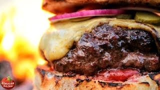 Video MOST.EPIC.CHEESEBURGER! - Stone-Fried in the Forest MP3, 3GP, MP4, WEBM, AVI, FLV Juli 2018