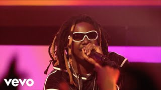 "T-pain performs ""I'm In Love With A Stripper"" live on CD:USA."