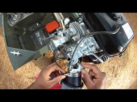 SPS Longtail exhaust header test run