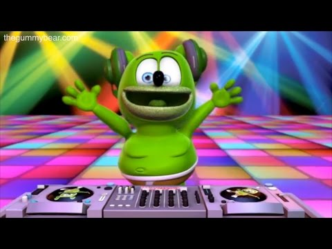 Gummibär MEGAMIX The Gummy Bear Song Nuki Bubble Up Twist