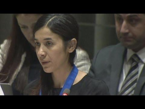 Πρέσβειρα του ΟΗΕ η ακτιβίστρια Νάντια Μουράντ Μπασί Τάχα
