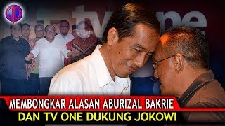 Video Memb0ngk4r Alasan Aburizal Bakri dan TV One Dukung Jokowi MP3, 3GP, MP4, WEBM, AVI, FLV Desember 2018