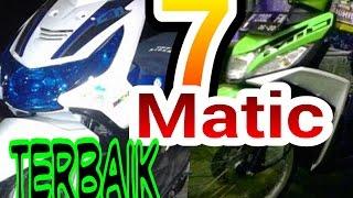 Video tujuh Motor matic terbaik di indonesia MP3, 3GP, MP4, WEBM, AVI, FLV Februari 2018