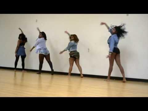 Ciara - Body Party Chroeography