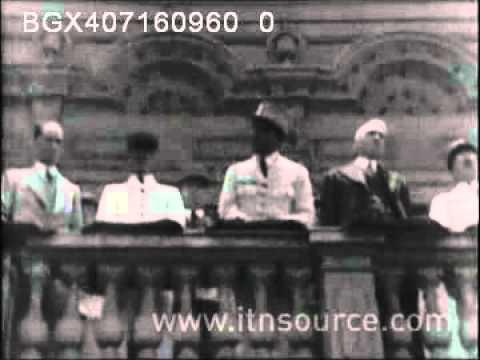 Video inédito del comandante Luis M. Sánchez Cerro