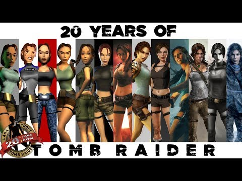 Lara Croft Tomb Raider: The 20 Years Movie (1996 - 2016)