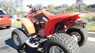 10. 2004 Honda Sportrax 250EX