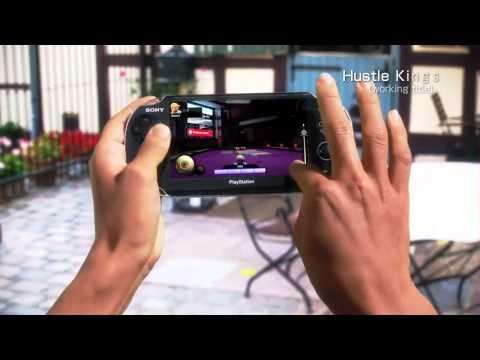 PS Vita [See it in action] Первый игровой трейлер NGP