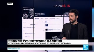 Who are the Cybercaliphate hackers who claimed responsibility for TV5Monde cyberattack?