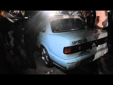 Skunk Nation Import Tuner Night – Nissan B13 Insane Exhaust Sound
