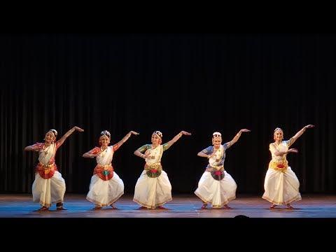 Shiva stuti - MAHADEVA SHIVA SHAMBHO | Malabika Sen Dance Academy| Kolkata