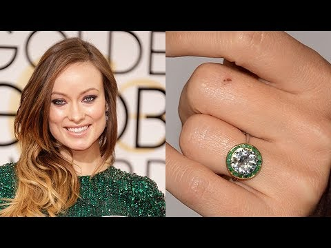 The Most Unique Celebrity Engagement Rings