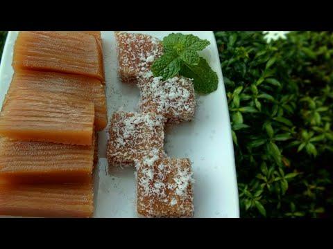 RESEP ONGOL-ONGOL SAGU GULA MERAH || Kue Tradisional видео