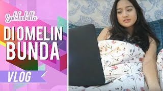 Video Salshabilla #VLOG - DIOMELIN BUNDA!!! :( MP3, 3GP, MP4, WEBM, AVI, FLV Januari 2018