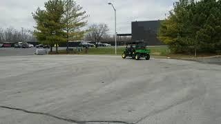 8. GovDeals: 2012 John Deere 550 S4 XUV Gator 4 Passenger