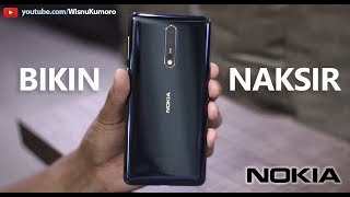 Video Era Nokia Balik Lagi? Snapdragon 835 Termurah? Unboxing NOKIA 8 RESMI Indonesia! #AyoDibuka MP3, 3GP, MP4, WEBM, AVI, FLV Februari 2018