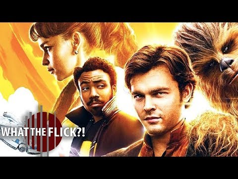 Solo: A Star Wars Story Movie Review