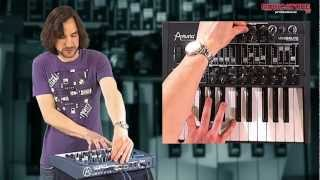 Download Lagu Dr. Modular's Arturia Minibrute Synthesizer Test [Teil Eins] Mp3