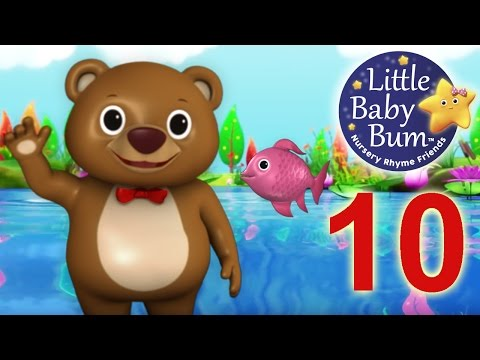 fish - Number Song: 12345 Once I Caught A Fish Alive nursery rhyme in beautiful 3D animation from LittleBabyBum! Lyrics: One, two, three, four, five Once I caught a...