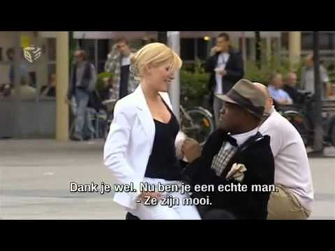How To Touch Girls Breasts - Quebec-Club.com Hot Girl Asks Guys On the Street to Touch Her Breasts.flv.
