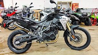 1. New 2017 BMW F800GS!! - My DR Replacement..?  | BikeReviews