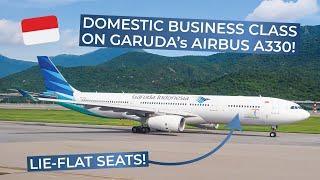 Video TRIPREPORT   Garuda Indonesia (BUSINESS CLASS)   Airbus A330-300   Denpasar - Jakarta MP3, 3GP, MP4, WEBM, AVI, FLV Juli 2018