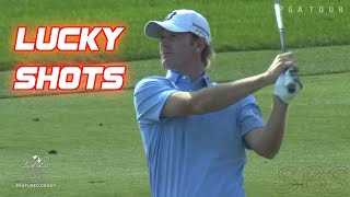 Video Luckiest Shots in Golf History (1 in a Million) MP3, 3GP, MP4, WEBM, AVI, FLV Maret 2018