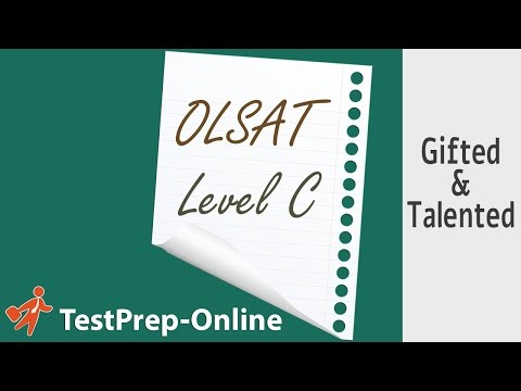 how to practice for the olsat