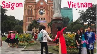 Video Sights & Sounds of Saigon – Tet Vietnamese New Year 💐🐓D1 Tour: Times Square, Notre Dame, Skydeck MP3, 3GP, MP4, WEBM, AVI, FLV Januari 2018