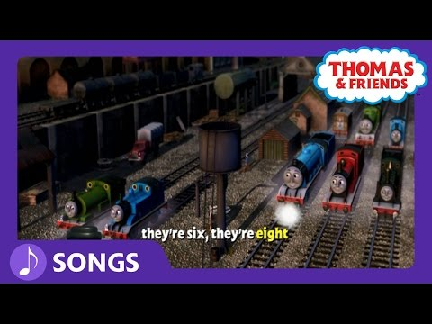 thomas - The Roll Call song is featured at the end of every Thomas & Friends episode. Catchy and fun this song is the perfect way to meet Thomas & his friends. Find more sing alongs with your favorite...