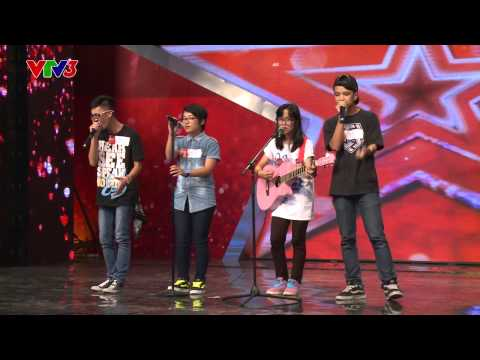 [FULL] Vietnam's Got Talent 2014 – TẬP 03 (12/10/2014)
