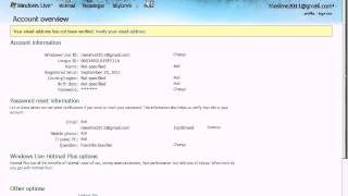 How to open add G-mail  in  MSN