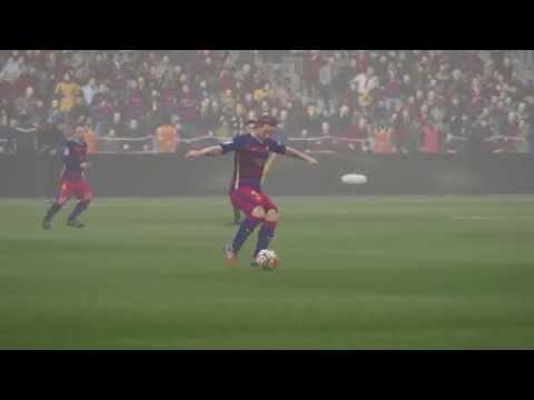 FIFA 16 - My best free kick goal so far.