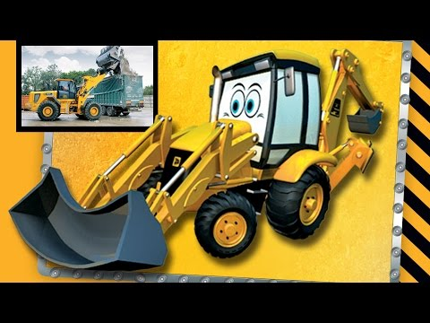 Video Backhoe for Children | I Love My JCB download in MP3, 3GP, MP4, WEBM, AVI, FLV January 2017