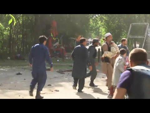 Anschläge zur Rush-Hour in Afghanistan: Mindestens  ...
