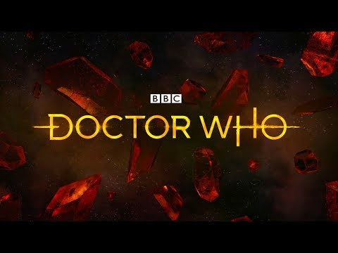 The NEW Doctor Who Logo | Doctor Who | BBC (видео)