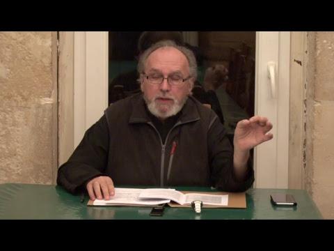 CDS Paris, 24 octobre 2017 : Gérard Reynaud – Leçon inaugurale année académique 2017-2018